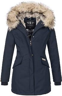 Navahoo Designer Jacke Winterjacke Winter Warme Damen TF1c3KlJ