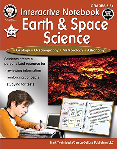 Interactive Notebook: Earth & Space Science, Grades