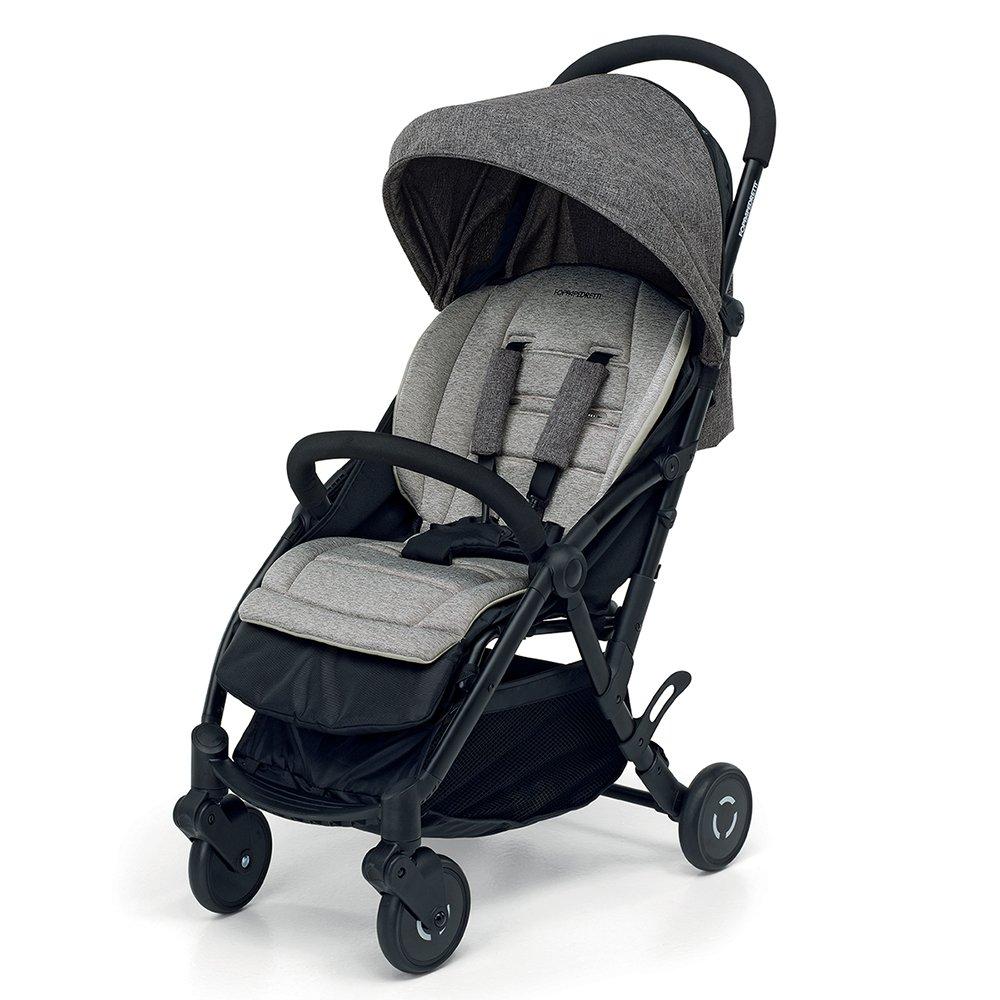 Foppapedretti Boarding - Silla de paseo ligera y super compacta, color gris 9700346901