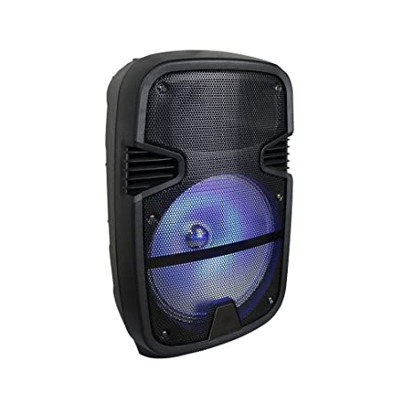 "Review QFX PBX-1201 12"" Rechargeable"