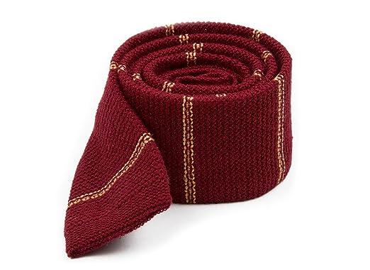 The Tie Bar Solid Flex 100/% Cotton Pocket Square