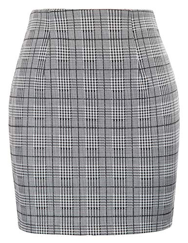 Top 10 best patterned skirts plus size 2020