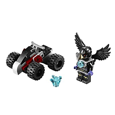 LEGO Legends of Chima Set #30254 Razcals Double-Crosser [Bagged]: Toys & Games