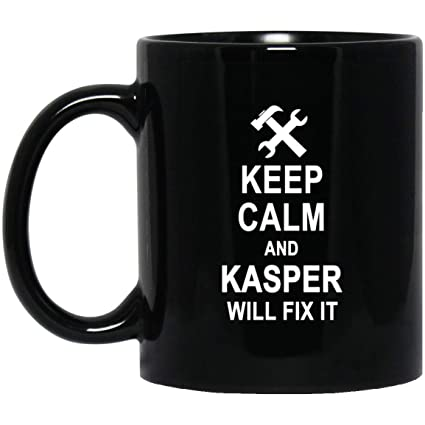 Amazon com: Personalized Name Gifts For Kasper - Keep Calm