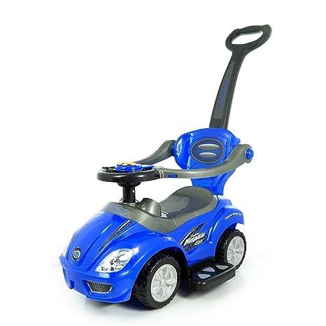 Mega Carro de lujo para bebé, 3 en 1: cochecito con andador, con ...