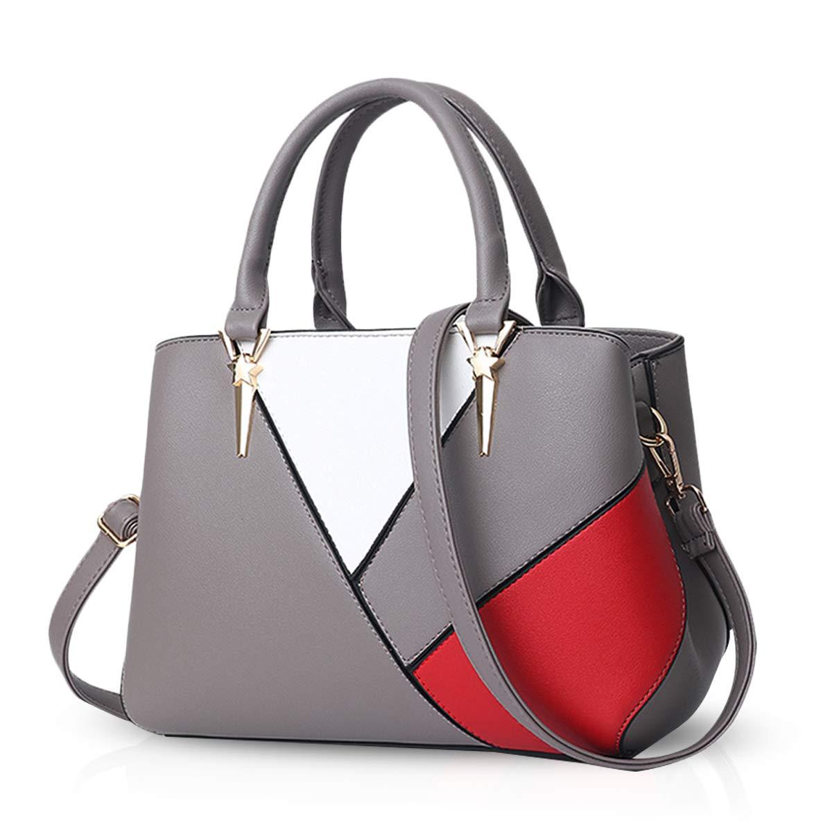 NICOLE /& DORIS Handbags for ladies womens handbag splicing color crossbody bags the latest trends