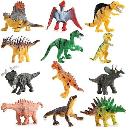 Amazon.com: Dinosaur Juguetes para 3 años de edad niños y ...