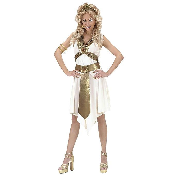 WIDMANN Widman - Disfraz de romano para mujer, talla S (72591 ...