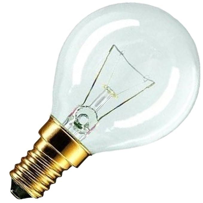 Lámpara E14 - 40 W-230 V-300 °C Special horno referencia: 00057874 ...