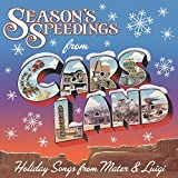 cars land - Season's Speedings from Cars Land: Holiday Songs from Mater & Luigi
