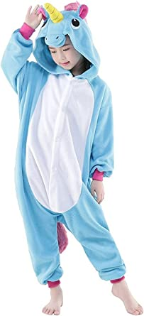 Hstyle Niños Traje De Sleepsuits Caliente De Dibujos Animados De Los Pijamas De Halloween Mamelucos Unicornio