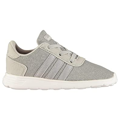 watch cca03 c987c adidas Unisex Kids  Lite Racer Inf Fitness Shoes
