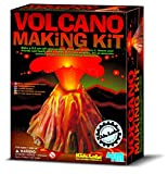 Book cover from 4M Volcano Making Kit by Tom Robinson