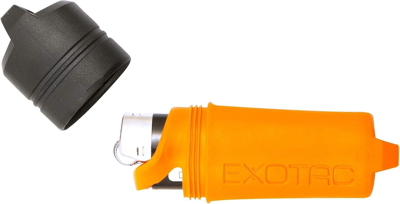 Hombre Exotac Firesleeve Soporte para Encendedor Impermeable