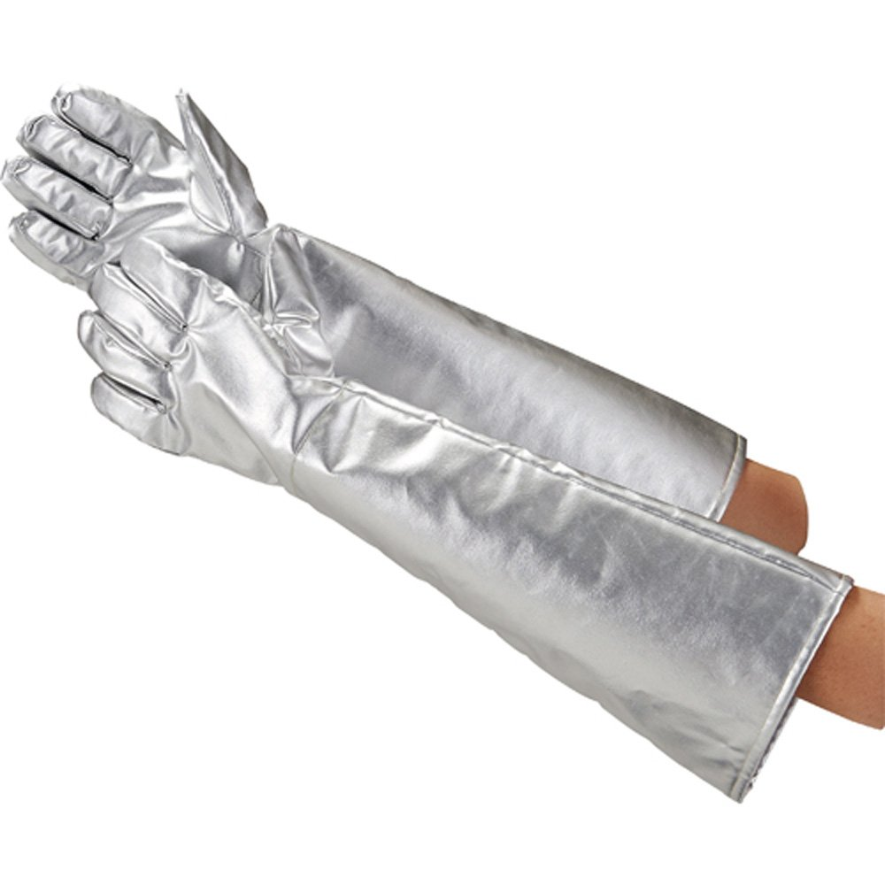 TRUSCO(トラスコ) 遮熱耐熱手袋 ロング TMT767FA B01B4COCGK
