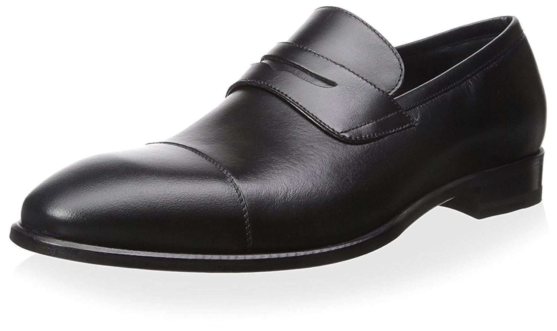 A. Testoni Men's Calf Loafer