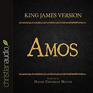 Holy Bible in Audio - King James Version: Amos Audiobook