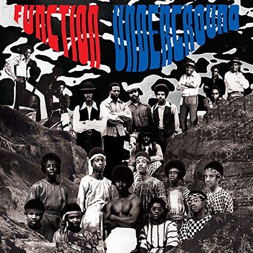 Vinilo : VARIOUS ARTISTS - Function Underground: Black & Brown American /  Var (LP Vinyl)