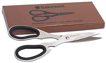 Amazon.com: BAKEWELL Ultra Sharp Compact Premium Quality Kitchen ...