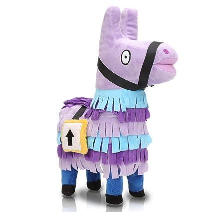 Amazon Com Firstfly Fortnite Loot Llama Plush Toys Stuffed Animals
