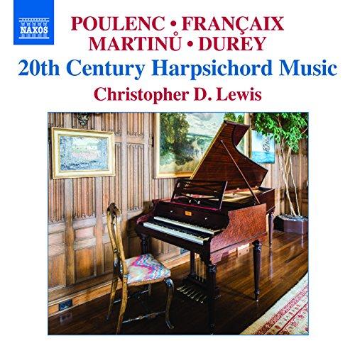 Price comparison product image 20th Century Harpsichord Music