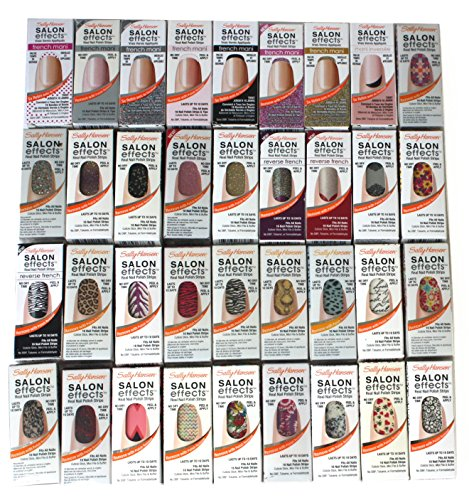 Sally Hansen Salon Effect Real Nail Polish Strips
