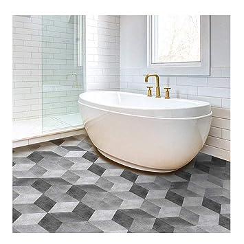 Sehr APSOONSELL Fliesenaufkleber Badezimmer für Boden und Wände TR66