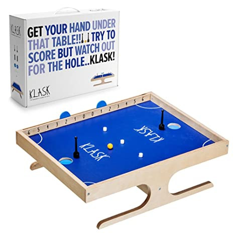 Amazon.com: Klask: The Magnetic Game of Skill: Toys & Games