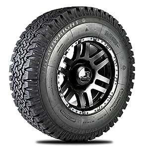 TreadWright WARDEN A/T Tire - Remold USA - LT245/75R17E Premiere Tread Wear (50,000 miles)