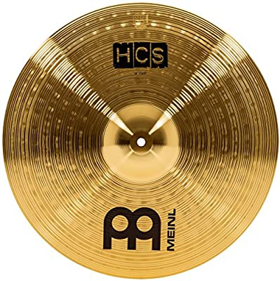 "Meinl Cymbals HCS18C 18"" HCS Traditional Crash (VIDEO) from Meinl USA L.C."