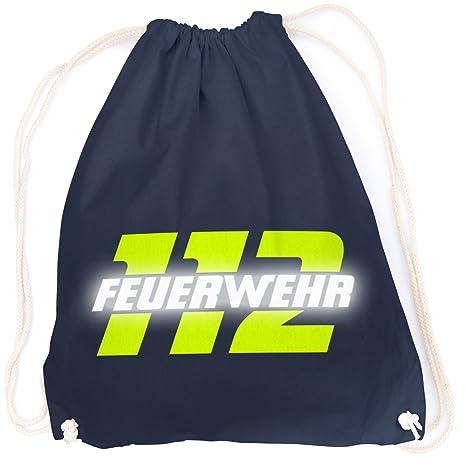 vanverden Sport Turn Bolsa especial Bomberos 112/Reflector ...