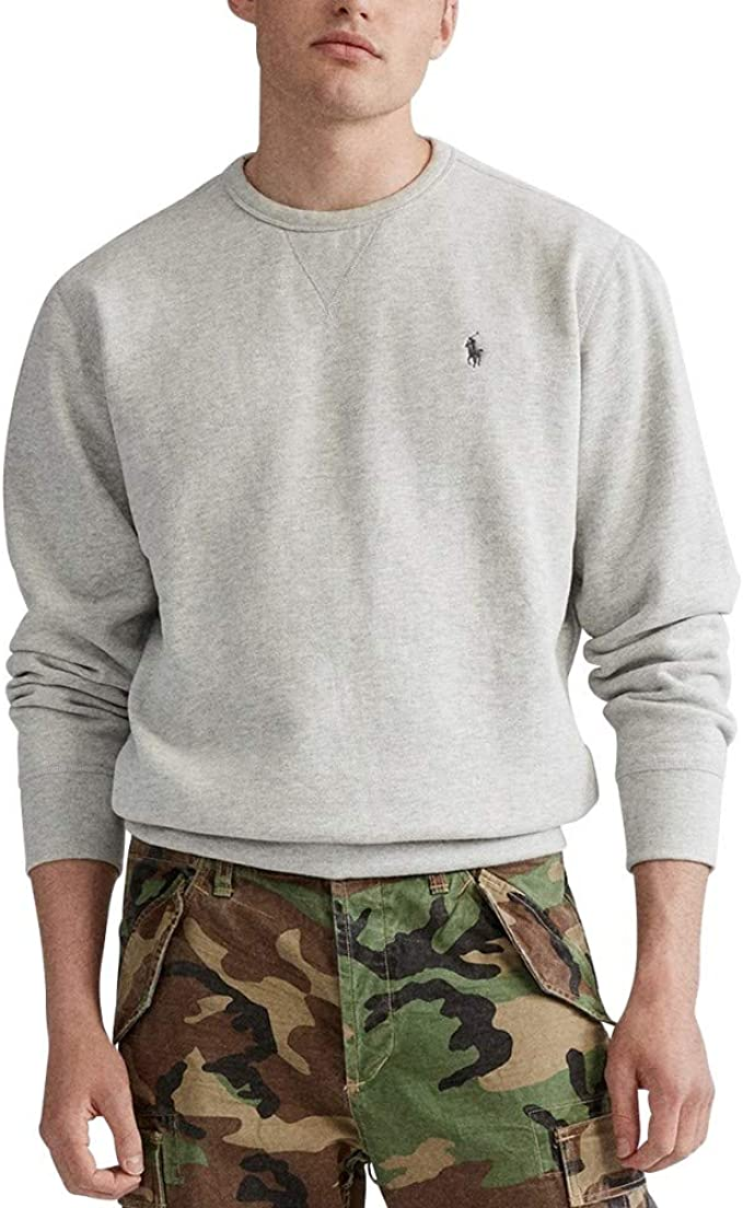 Polo Ralph Lauren Sudadera sin Capucha para Hombre Vintage Fleece ...
