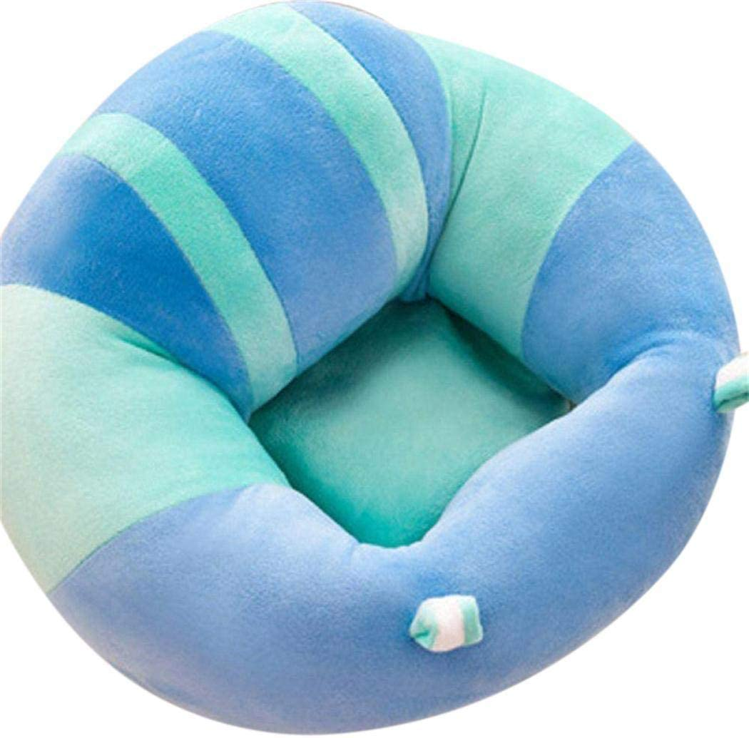 die f/ür 0-2 Jahre altes Baby bequem ist Stuhl zu sitzen fnemo Baby-Sofa,Baby-St/ützsitz-Sofa-Pl/üsch-weiche pp Baumwolle halten Sitzhaltung die lernt