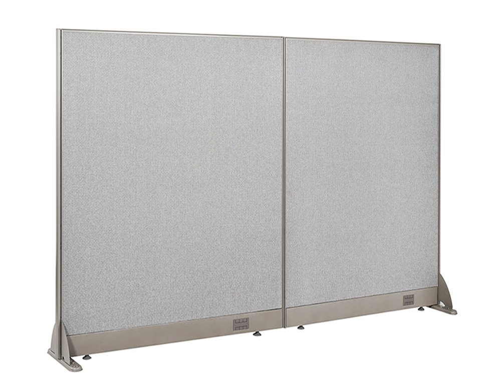 GOF Office Freestanding Partition (66W x 48H)