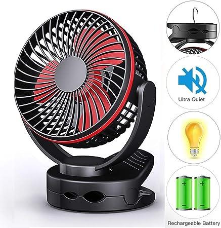 Ventilador eléctrico - Mini Ventilador portátil pequeño Ventilador ...