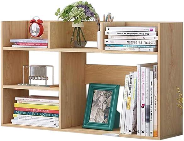 ZhaoXH Mensole da Muro Scaffale da Tavolo Scaffale Libreria