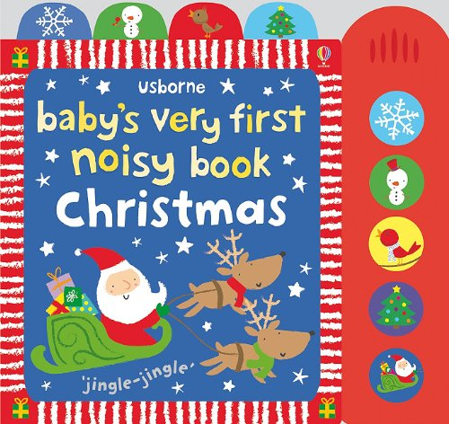 Read Online Baby's Very First Noisy Christmas (Baby's Very First Noisy Book) pdf epub