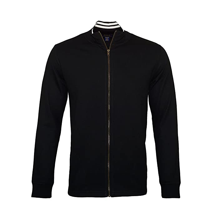 Ralph Lauren - Chaqueta - para Hombre Polo Black XL: Amazon.es ...