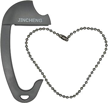 Jincheng Colgador de Bolso Para Mesa o Coche, Gancho de Bolso ...