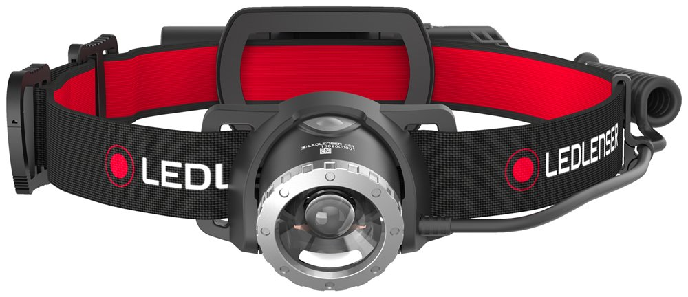 LED Lenser (reddorenza-) Rechargeable Headlight H8R [approximately 600Lumens Light/Light Approx. 120Hours/Longest Irradiation Distance about 150m] 500853[Japan genuine]