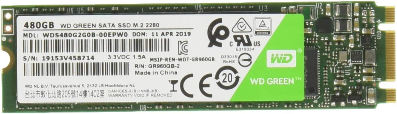 Western Digital WD Verde Internal SSD M.2 SATA, Verde, 240 GB ...