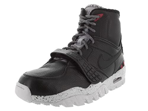 Nike 805891 001 Men AIR Trainer SC 2 Boot BlackPure Platinum