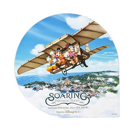 Amazon.co.jp: ソアリン スペシャルグッズ ステッカー ミッキー