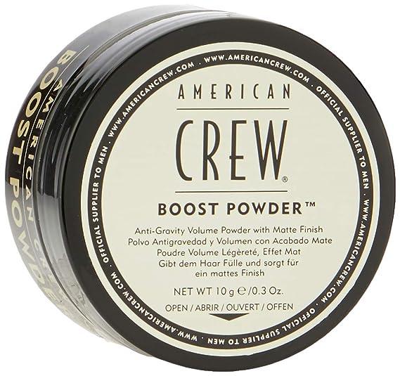American Crew Boost Powder, Polvo antigravedad y Volumen con acabado mate, 10 gr.: Amazon.es: Belleza