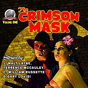 The Crimson Mask: Volume 1 Audiobook