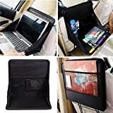 NPLE--Portable Folding Table Holder Car SUV Seat Mount Tray Laptop Notebook Bag Desk