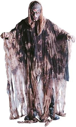 Espíritu de la tierra terror disfraz Halloween adulto: Amazon.es ...