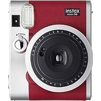 Fujifilm Instax Mini 90 Neo Classic-camera, rood