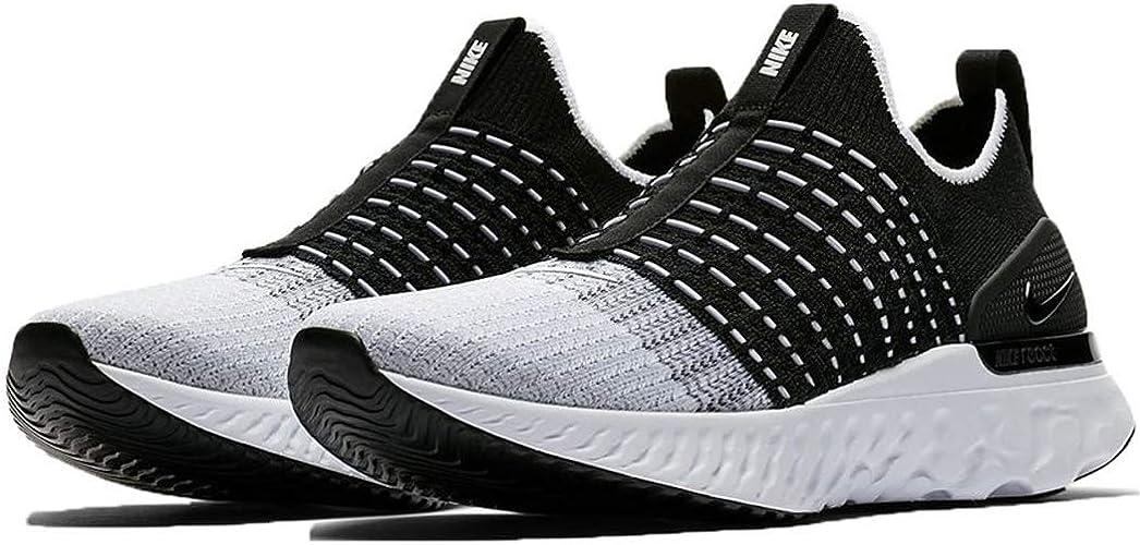 Definición cerveza negra Puntuación  Amazon.co.jp: Nike React Phantom Run Fly Knit 2 REACT PHANTOM RUN FK 2  Black/White CJ0277-001 Authentic Nike Japan Product - black: Shoes & Bags