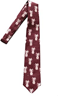 product image for Hawaii Neckties, Pinapple Maroon